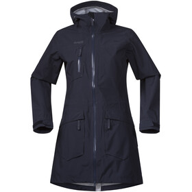 Bergans W's Hella Coat Dark Navy/Night Blue